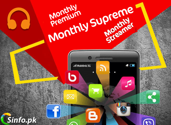 Jazz Monthly Internet Packages - Monthly Streamer Supreme ...